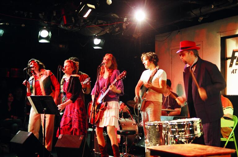 A Soundtracks Live show from 2004 at UCBNY
