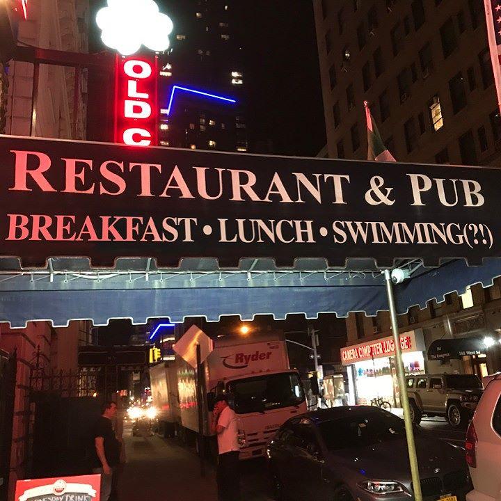 Restaurant Row, NY