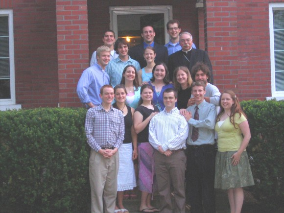 household 2005 and 06 with bishop campbell
