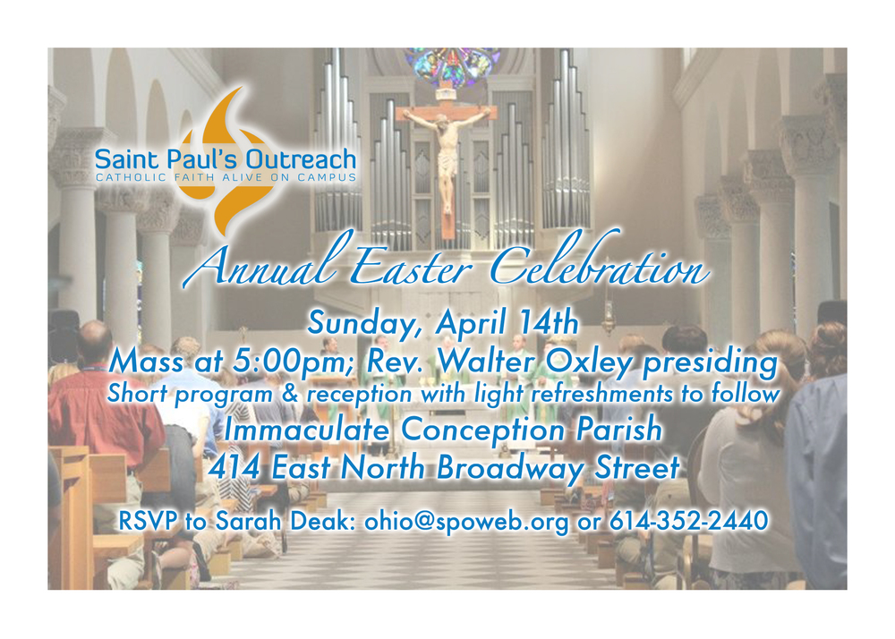 Easter Celebration Invite 2013 front FINAL