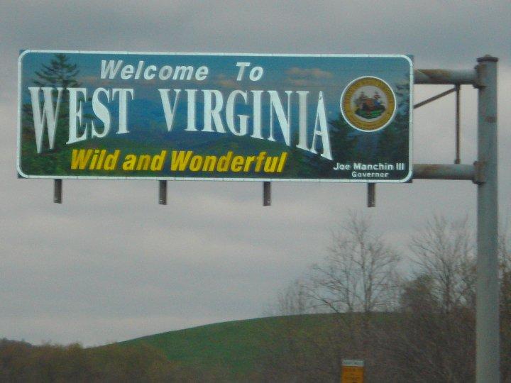 WV Sign