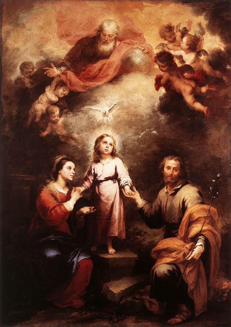 St. Joseph, Light of Patriarchs, pray for us!