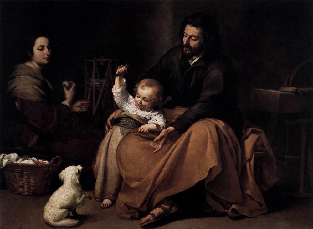 St. Joseph, Pillar of Families, pray for us!