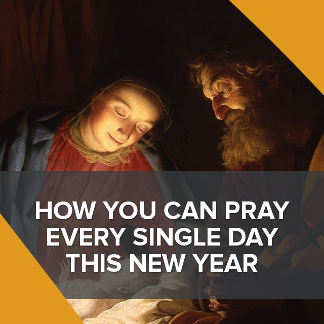 How You Can Pray Every Single Day This New Year — Saint Paul\'s Outreach