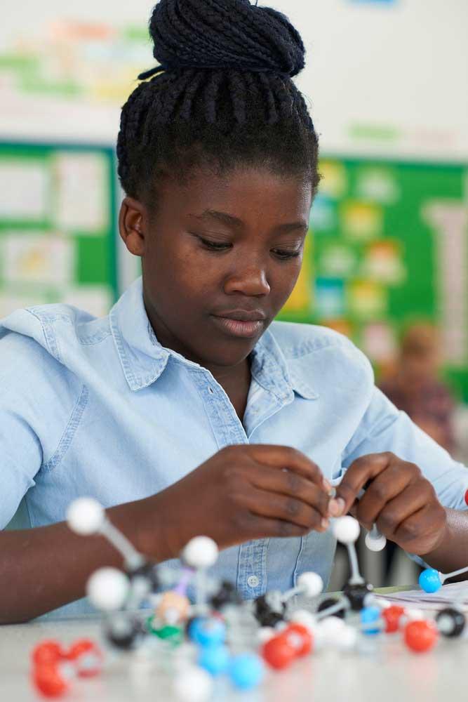 INDEPENDENT SCHOOL CHEMISTRY
