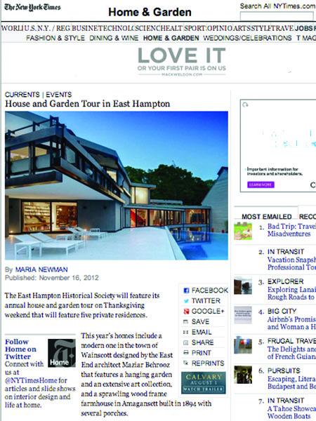 Pressmb Architecture _ Modern Award Winning Design In East Hampton