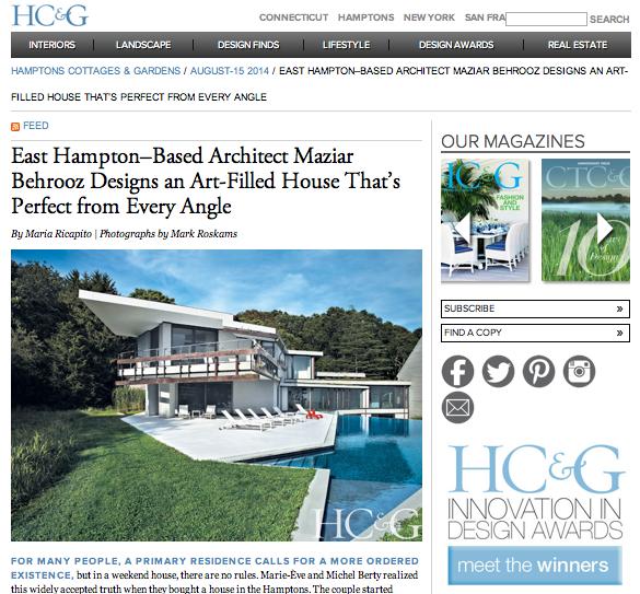 Sayres House on HC & G