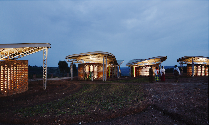 Women's Opportunity Center, Rwanda, Sharon Davis Design