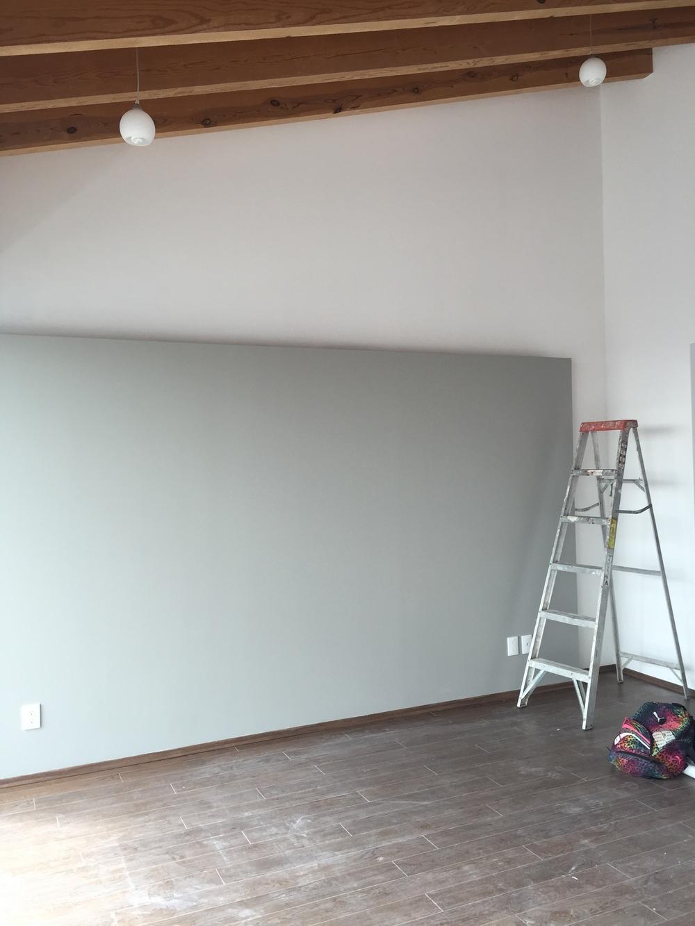Step II, paint | HUACAL ESTUDIO