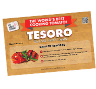 Tesoro 7x11 POS - Recipe Version