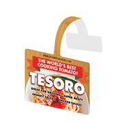 Tesoro Shelf Dangler