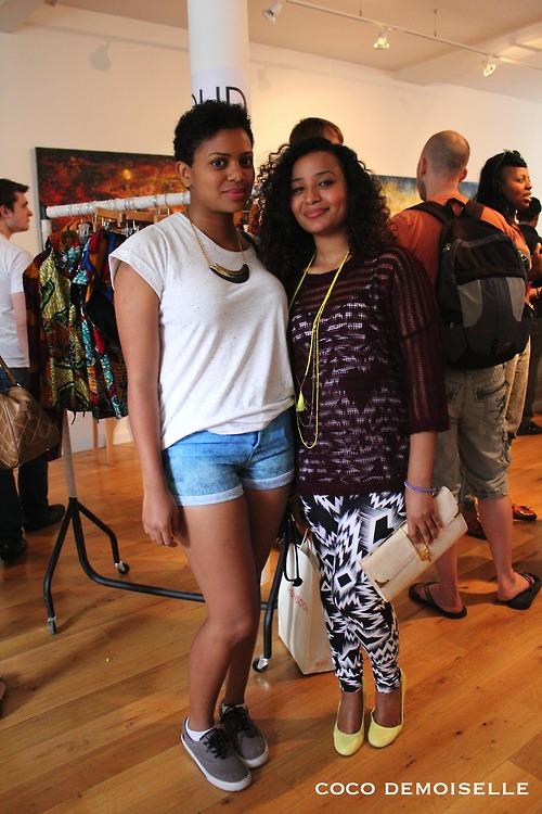 Kiran & Alae in Topshop,Jewellery:MADEUK