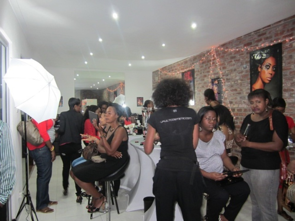 Vault Cosmetics party in Avondale