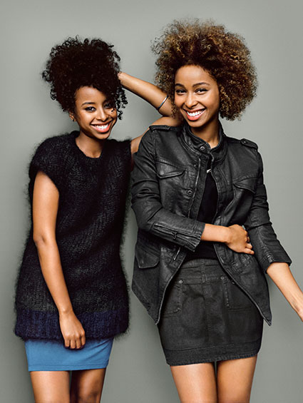 Faarrow, diesel+ edun FW13, studio africa, somali canadian, african fashion