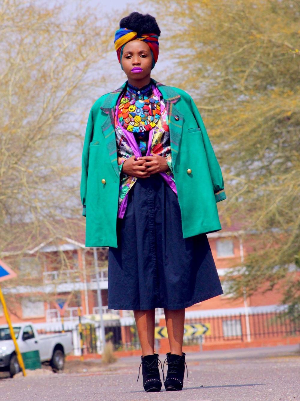 the khoi fro gaborone style blogger botswana fashion