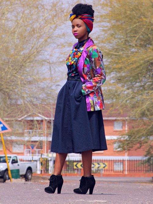 the khoi fro gaborone botswana fashion