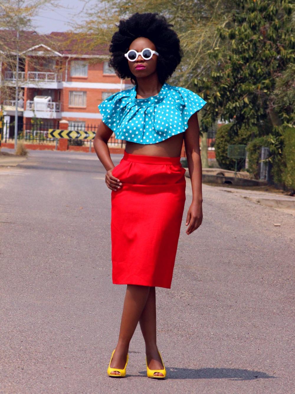 botswana fashion the khoi fro style blogger