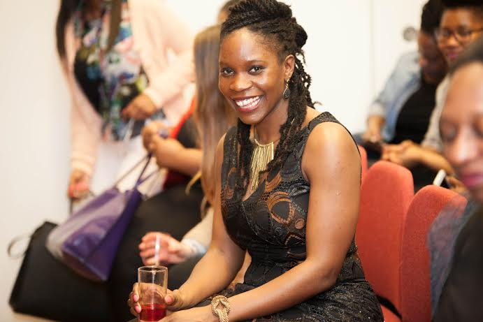 Jacqueline Shaw- author of Africa Fashion Guide