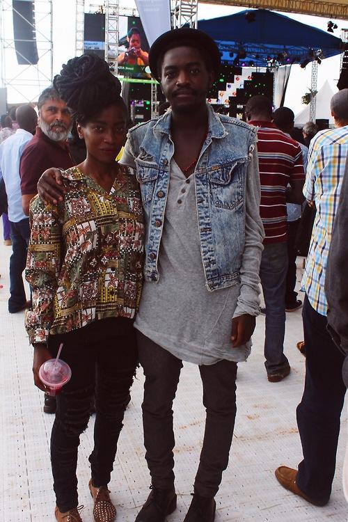 A FESTIVAL CELEBRATING AFRICAN JAZZ (2014).