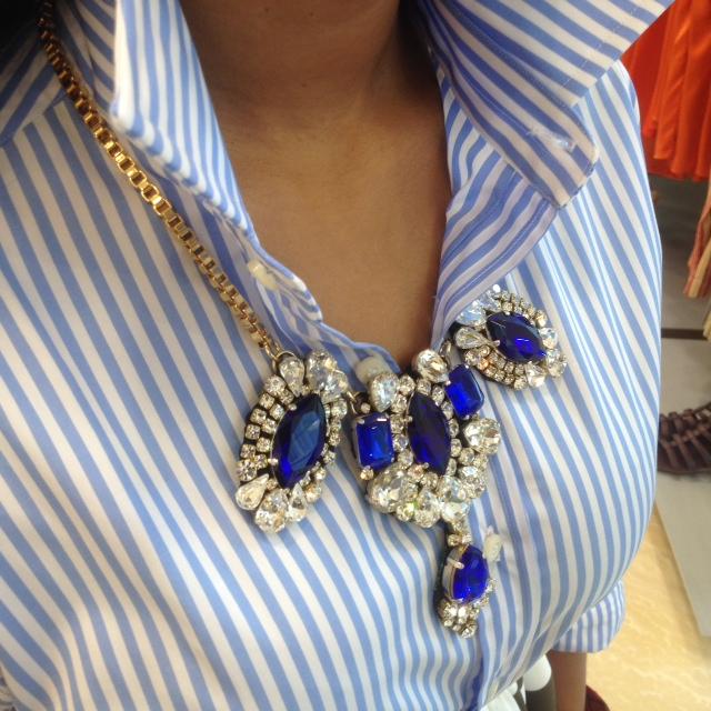 Stelle Jean Spring/Summer 2014, Biffi Boutique