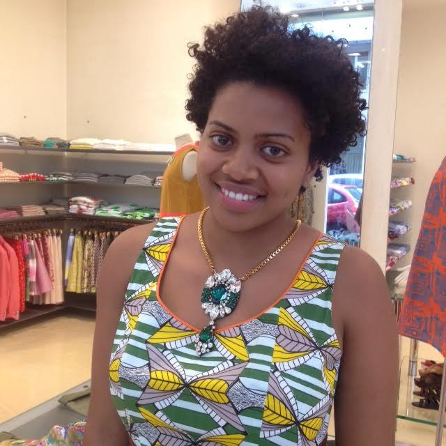 Stella Jean Spring/Summer 2014, Biffi Boutique