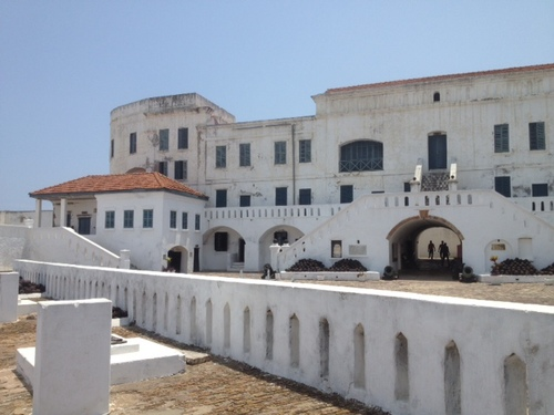 Cape Coast Slave Castle Ghana Accra Visit Things To Do