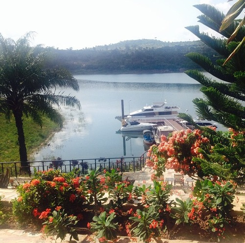 Akosombo Maritime Yacht Club Volta Dam Accra Ghana Things To Do Travel