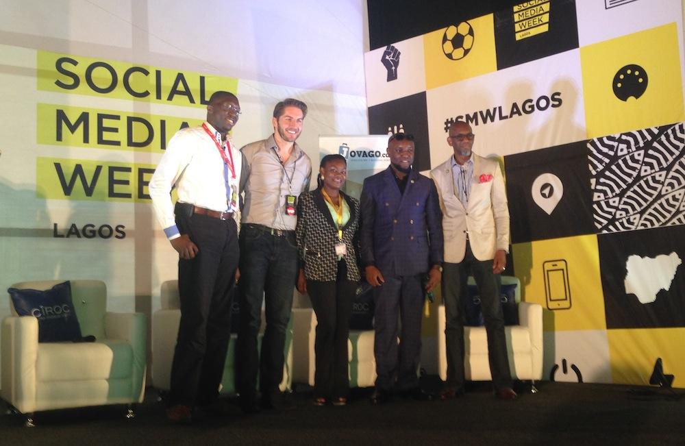 social media week panelists