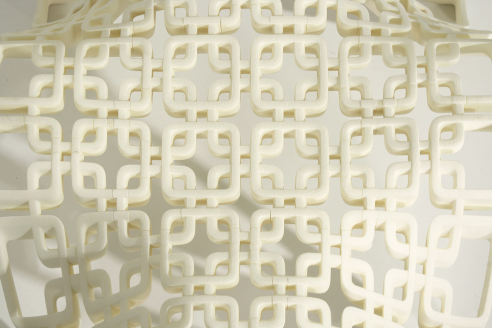 lattice rig stool - detail 3