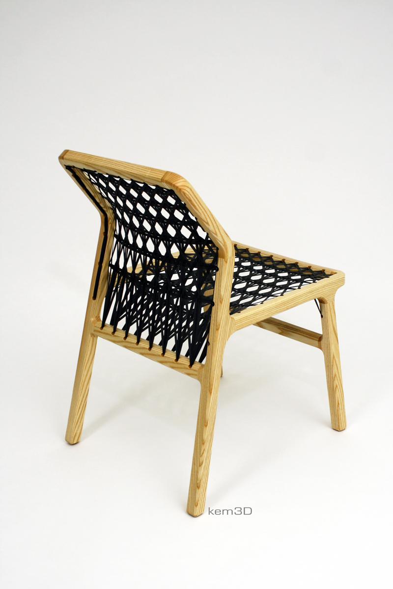 Rand Chair - ash