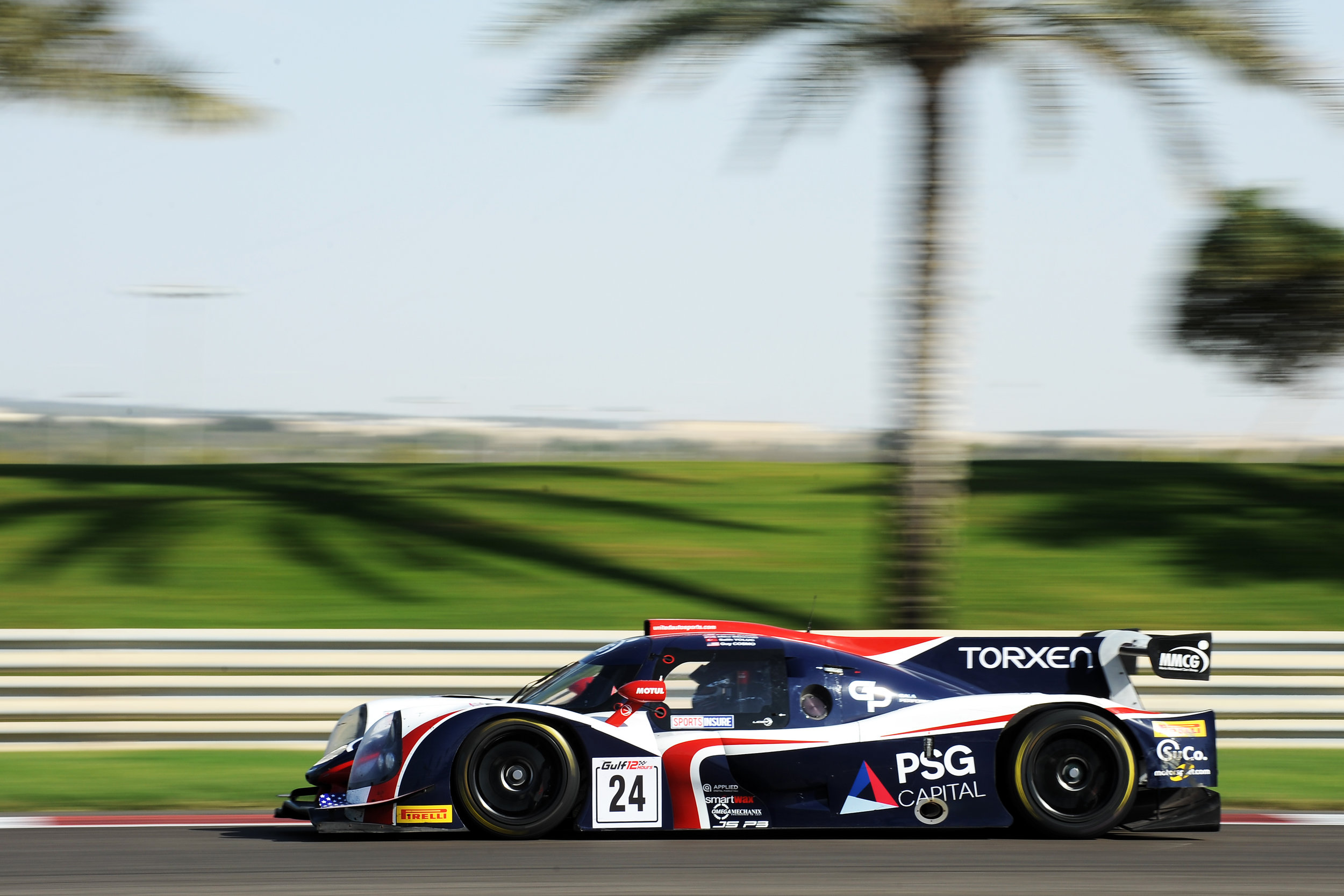 Guy Cosmo And Patrick Byrne Return To Asian Le Mans Series Defend Championship Alongside Salih
