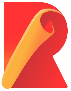 Rollup logo drawn as an SVG. Source: https://github.com/gilbarbara/logos