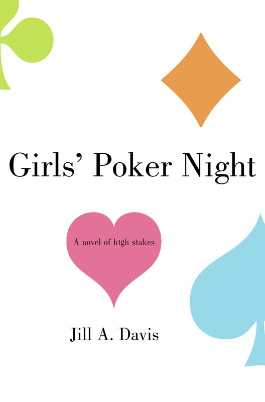 Girl's Poker Night