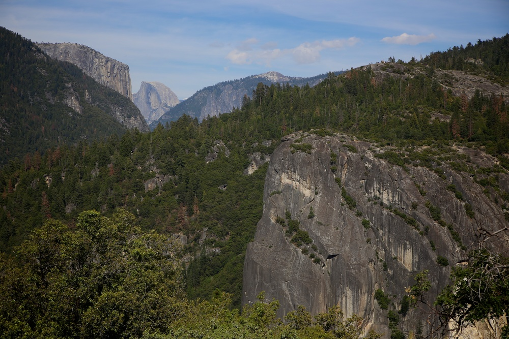 I remember this view of Yosemite so well from my first trip here with my brother-in-law when I was just 18