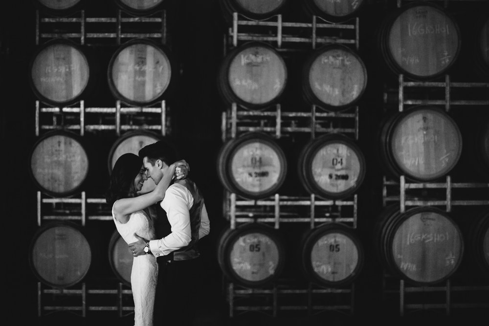 Murray Street Vineyards Wedding