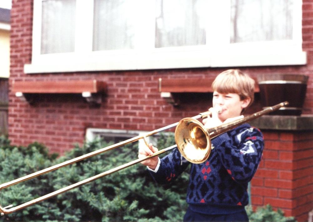 11 year old John