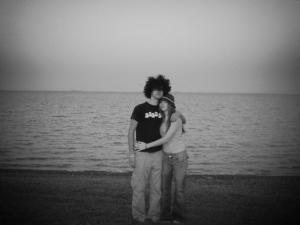 Corpus Christi Fall 2004. Our first trip together!