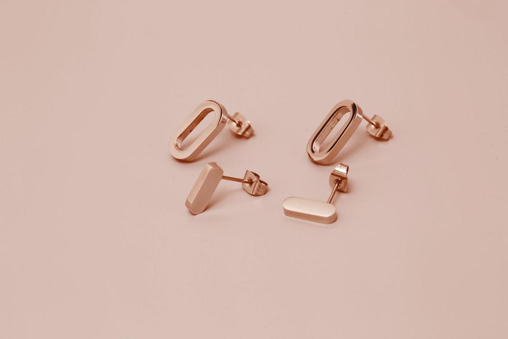 LOOPS duo - Acier inoxyadble miroir plaquage OR rose.jpg