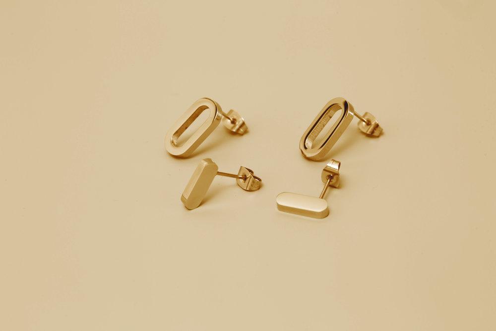 LOOPS duo - Acier inoxyadble miroir plaquage OR jaune.jpg