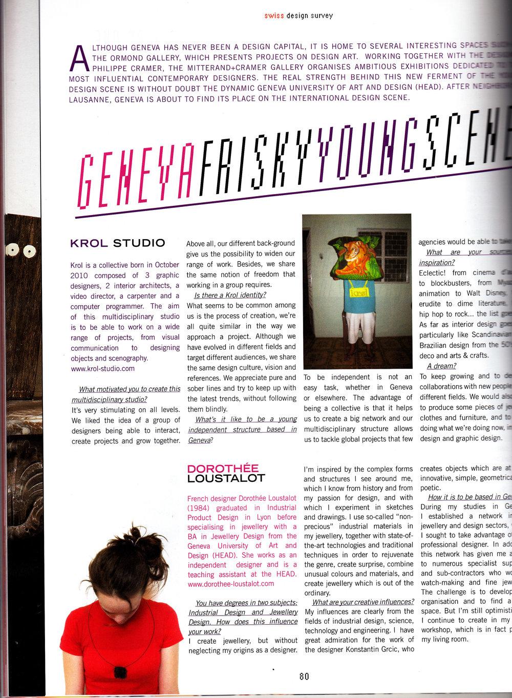 Nomad magazine . 2011.jpg