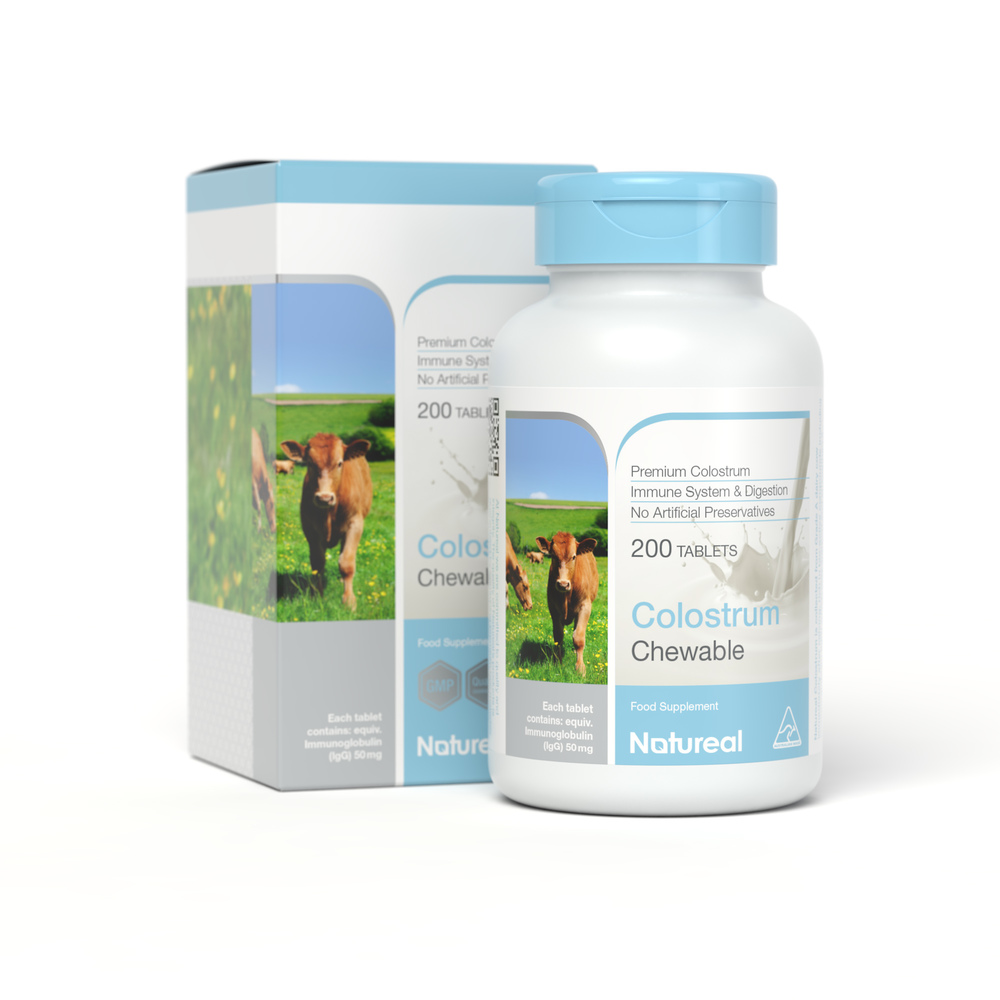 Natureal Colostrum Powder