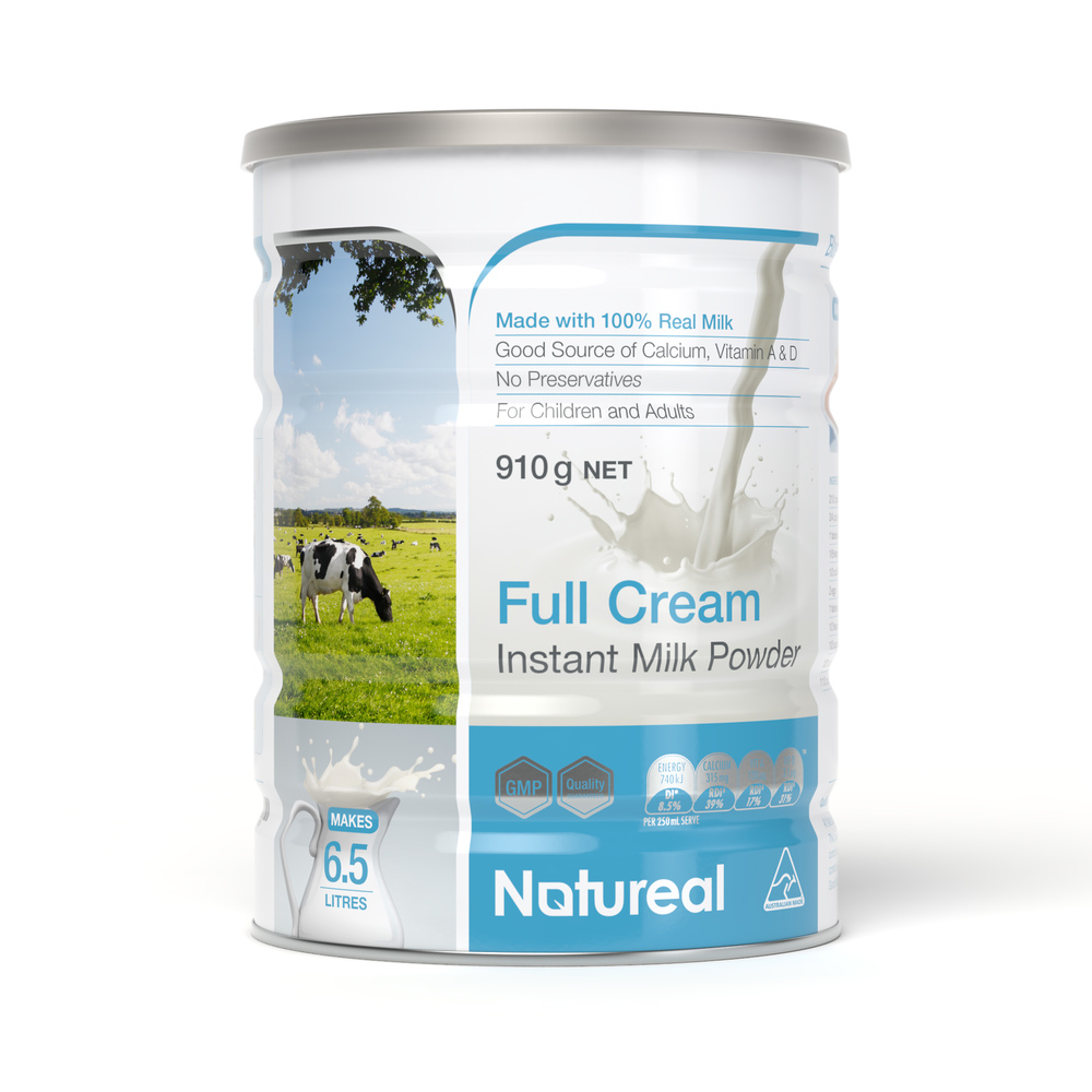 Natural Full Cream Milk Powder