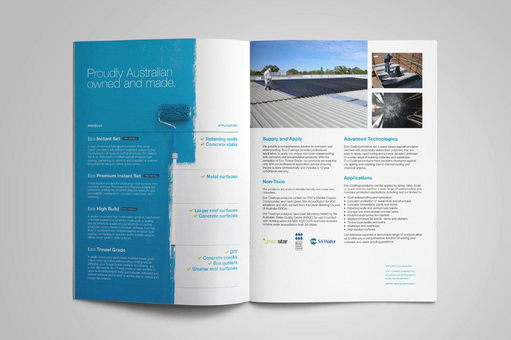 Eco Coatings Brochure