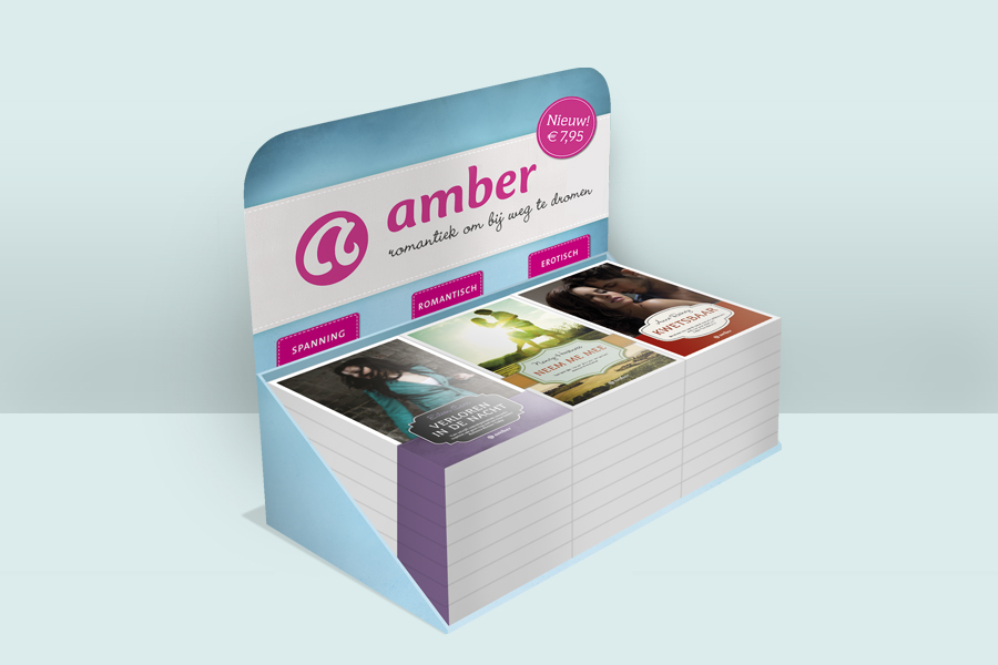 Amber Display