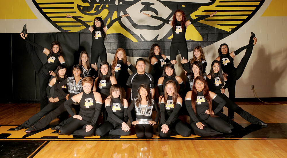 2012 Lytle Pirate Dance Team