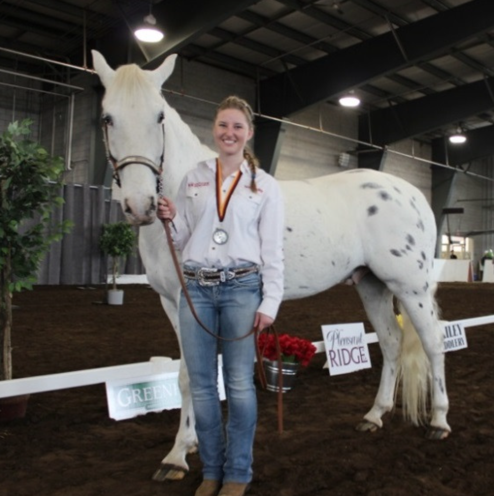 Students in the Associate Diploma in Equine Care and Management program will complete the first year of their studies through Ridgetown at the Regional Equine and Agricultural Centre in Clinton, and the second year at the Ridgetown Campus in Ridgetown, ON.