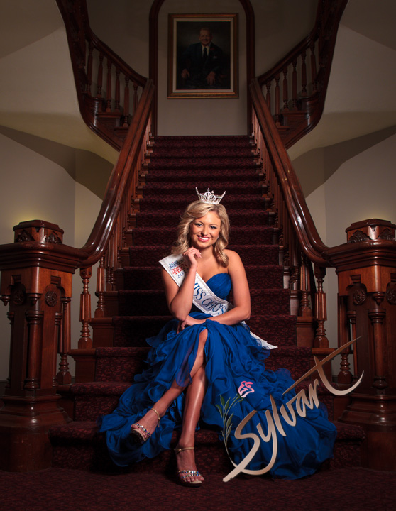 Miss Ohio's Outstanding Teen 2013: Olivia Thoroughman of Portsmouth, Ohio photo © Sylvart Studios