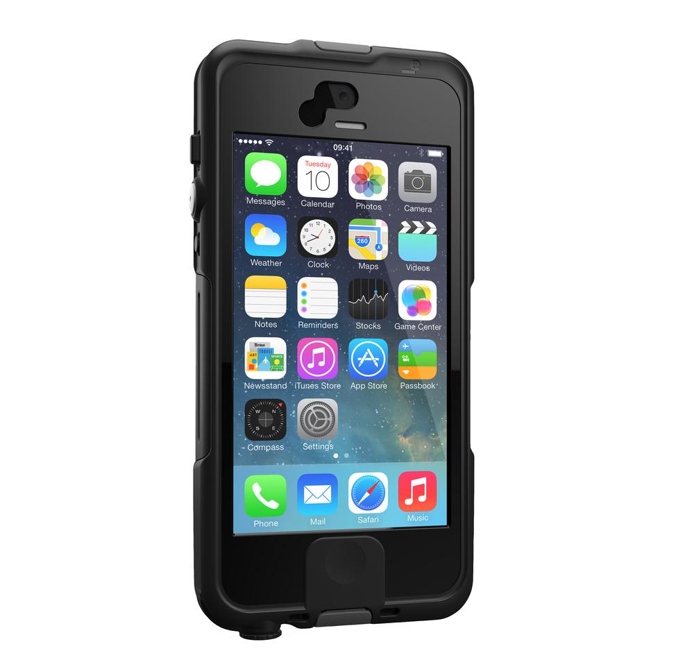 Lifedge Waterproof Case for iPhone 5 & 5s (Basalt).jpg