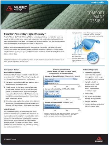 Power Dry High Efficiency
