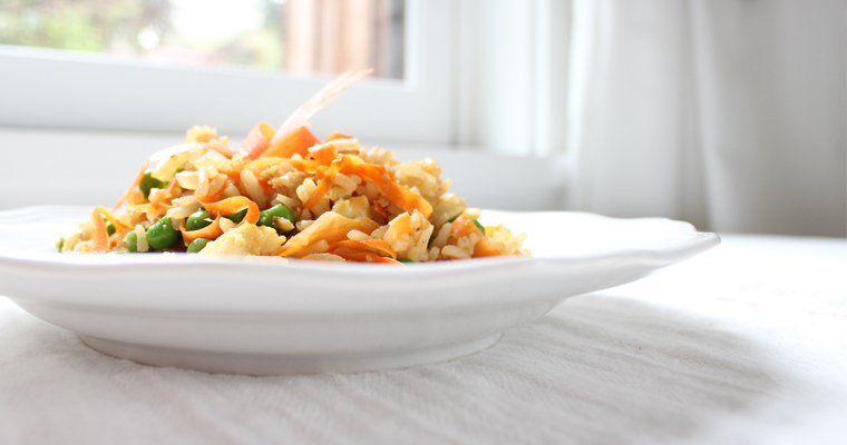 Fried Jasmine Rice